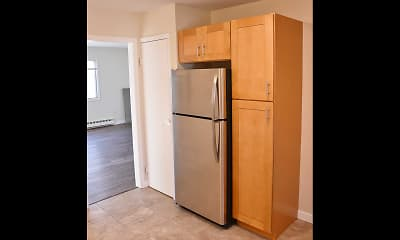 Kitchen, The Pomeroy, 1