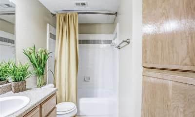 Bathroom, Trinity Square, 2