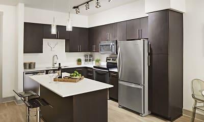 Kitchen, Camden Belmont, 1
