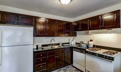 Kitchen, Eden Springs, 1