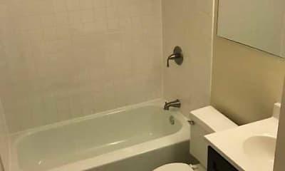 Bathroom, Crane Village Apartments, 2