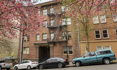 Building, Allendale Apartments, 0