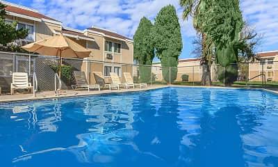 Pool, Park View Estates, 0