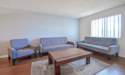 Living Room, The Apple, 1