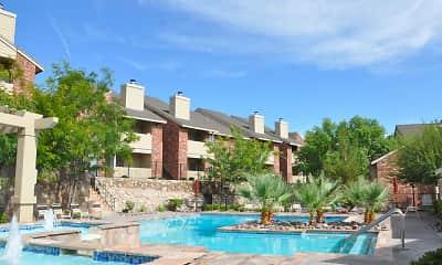 Pool, The Chimneys, 0
