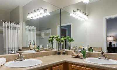Bathroom, The Preserve at Brier Creek, 2