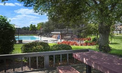 Pool, Yorktown Colony, 0
