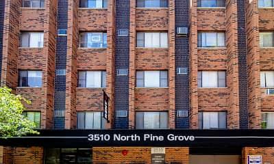 Building, 3510 N. Pine Grove, 2