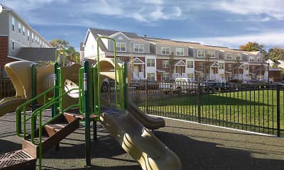 Playground, Obery Court & College Creek Terrace, 2