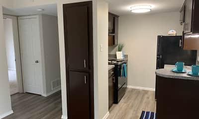 Kitchen, SG Apartments, 0