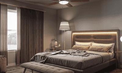 Bedroom, Remington Ridge, 1