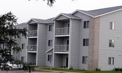Building, Prairie Winds Apartments, 1