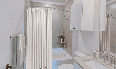 Bathroom, The Palmer, 0