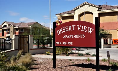 Desert View, 2