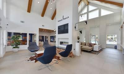Living Room, Folsom Ranch, 0