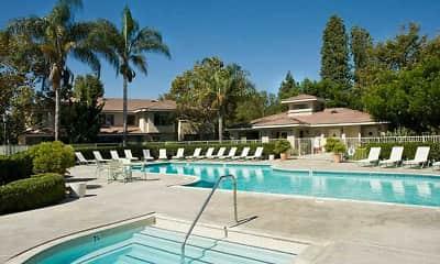 Pool, Santa Fe Village, 0