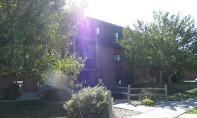 Building, Sallie Apartments, 2