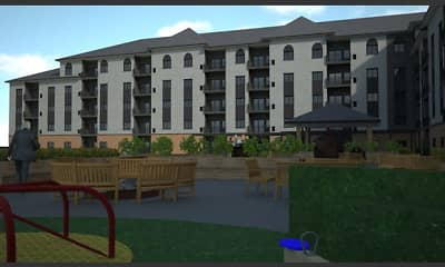 Recreation Area, Cedar Green Apartments, 2