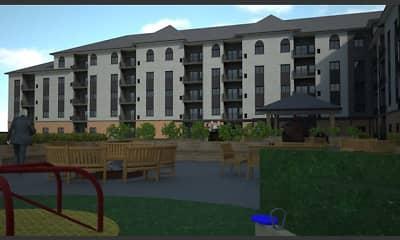 Recreation Area, Cedar Green Apartments, 2