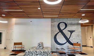 Living Room, Sixth & Alder, 1