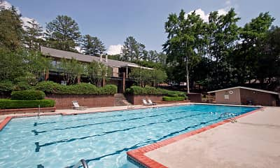 Pool, Carriage Hill, 2