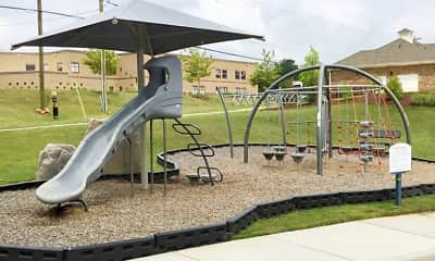 Playground, Palisades at The Park, 2