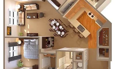 Model, The Residences at Rollins Ridge, 2