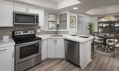 Kitchen, Camden San Paloma, 0