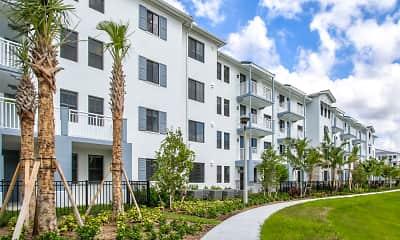 Building, Edge 75 Watermark Apartments, 0