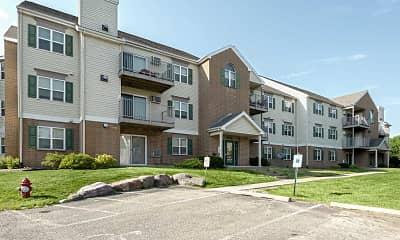 Building, Maple Grove Apartments, 1