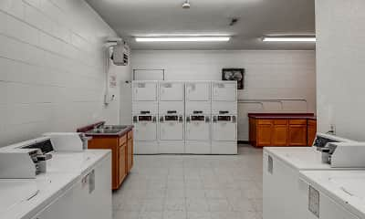 Storage Room, Sunset Rill Apartments, 1