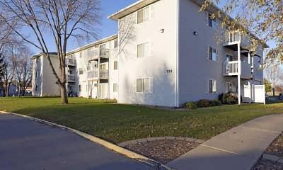 Building, Centennial Place, 0