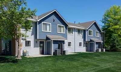 Building, Prairie West, 0