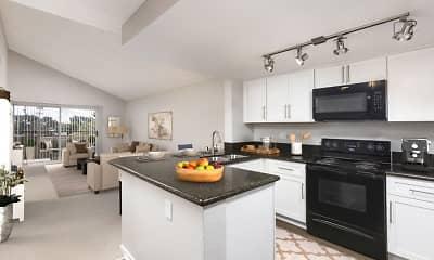 Kitchen, Camden Sea Palms, 0