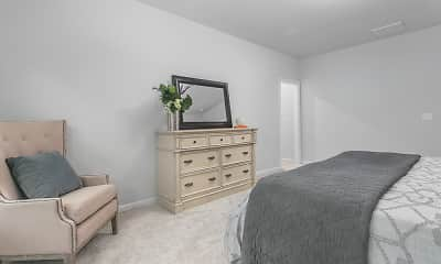 Bedroom, My Door Communities at Alston Ridge, 1