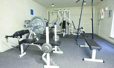 Fitness Weight Room, Relais Esplanade, 2