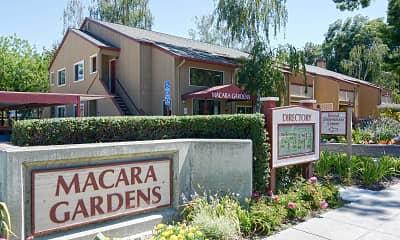 Community Signage, Macara Gardens, 2