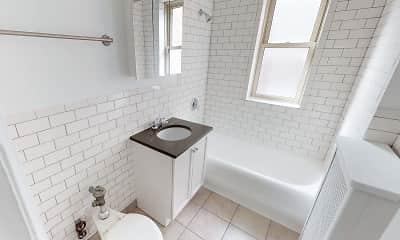 Bathroom, East Park Tower, 2