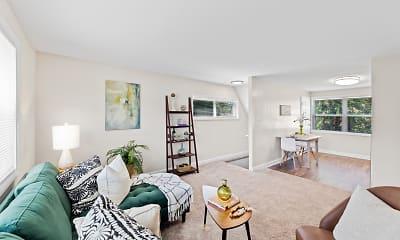 Living Room, Melvin Park, 1