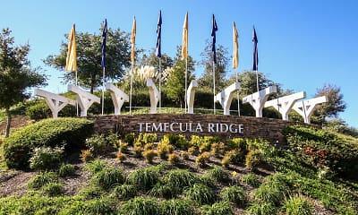 Community Signage, Temecula Ridge, 0