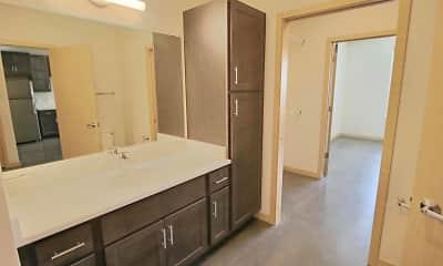 Bathroom, Velo 404, 2