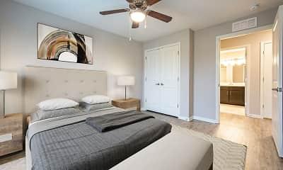 Bedroom, The Oaks at Ben White, 0