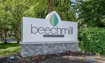 Community Signage, Beechmill, 2