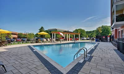 Pool, The Grande at Metro Park, 1