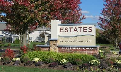 Community Signage, The Estates at Brentwood Lake, 1