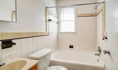 Bathroom, Fort Henry Gardens, 2