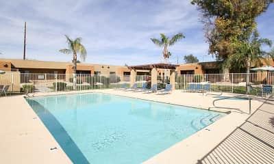 Pool, Union Hills Estates, 0