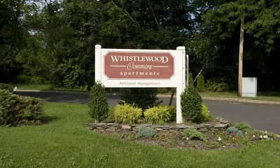 Community Signage, Whistlewood Commons, 1