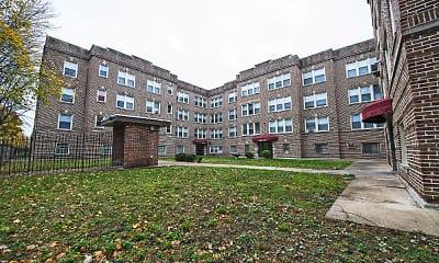 Building, 7930 S Ingleside Avenue, 1