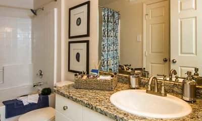 Bathroom, Madison Gateway, 2